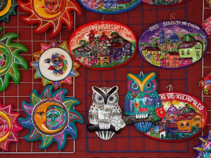 souvenir Messico